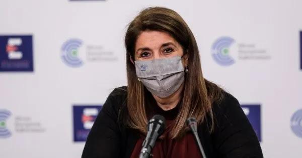Κυνική ομολογία της Β.Παπαευαγγέλου: «Ένα 20% ασθενών πεθαίνει εκτός ΜΕΘ» (βίντεο)