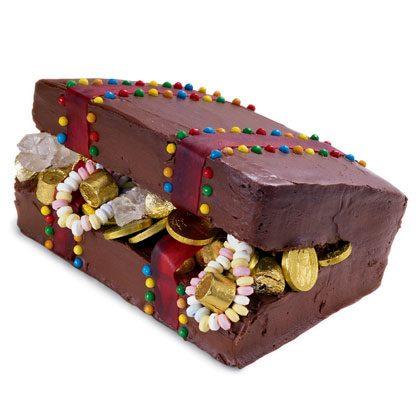 Treasure Chest Cake Recipe