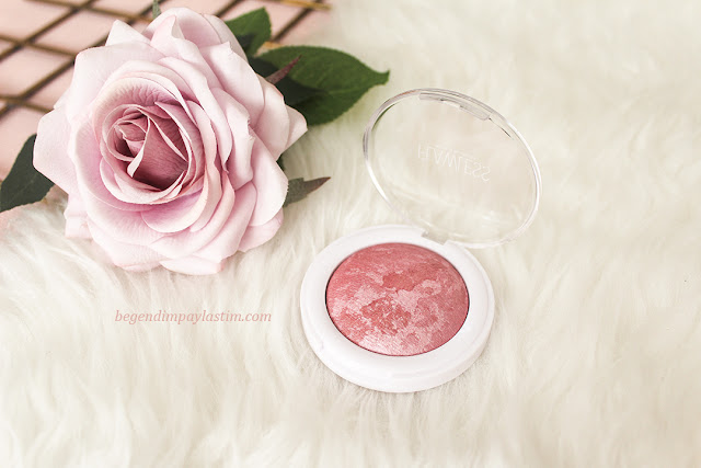 Miniso Flawless Baked Blush Allık (02 Rosy Pink)