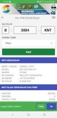 Bayar Pajak Motor Tahunan via Tokopedia