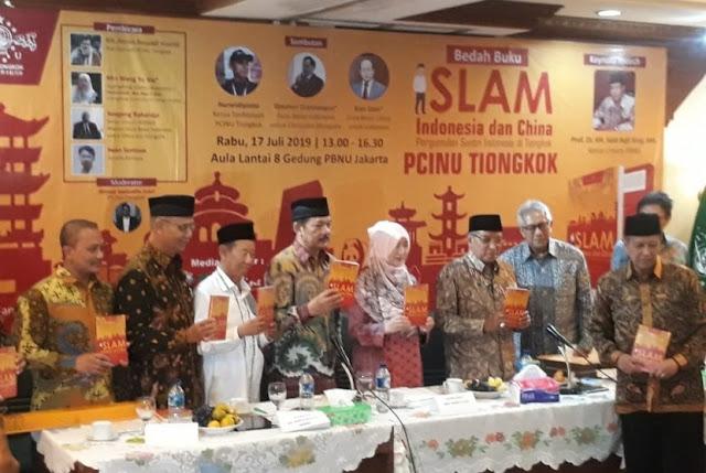 Misi NU Sebarkan Islam Rahmatal lil Alamin di Cina