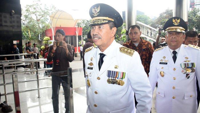 Gubernur Jatim dan Riau Sambangi Rutan, KPK: Agar Tak Korupsi