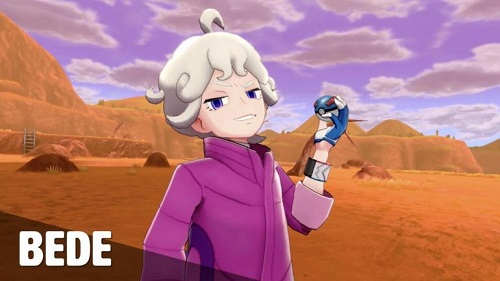 Bede is Pokemon Sword & Shield villain