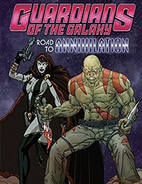 Guardians of the Galaxy: Road to Annihilation