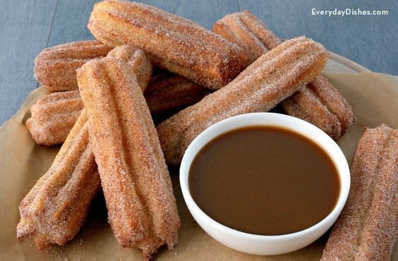 Baked Churros Recipe | Rahasia Masak
