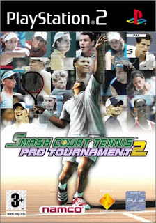 Smash Court Tennis Pro Tournament 2 (PS2) 2004
