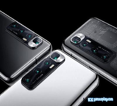 Xiaomi Mi 10 Ultra Design