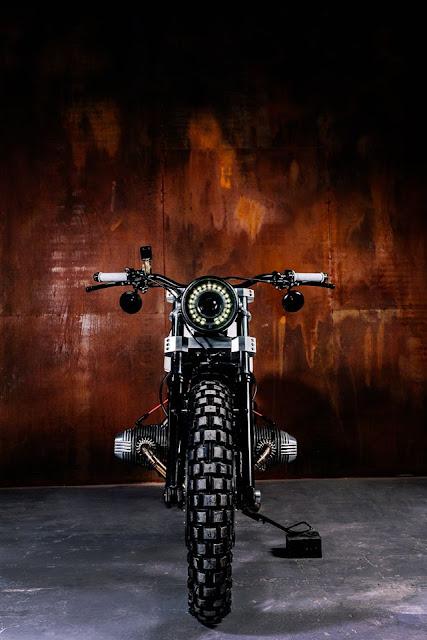 BMW R65 By Voodoo Garage Hell Kustom