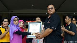 Ngăn ngừa ung thư cổ tử cung, BPJS tổ chức sàng lọc miễn phí đồng thời trên khắp Indonesia