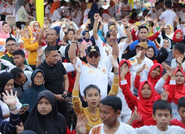 Jika Masuk 10 Besar PON 2020, Gubernur Arinal Janji Akan Bangun Sport Center