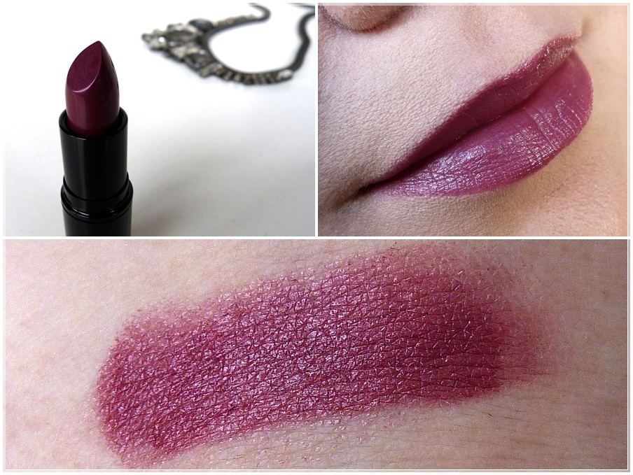 Misslyn certain something Lippenstift Review