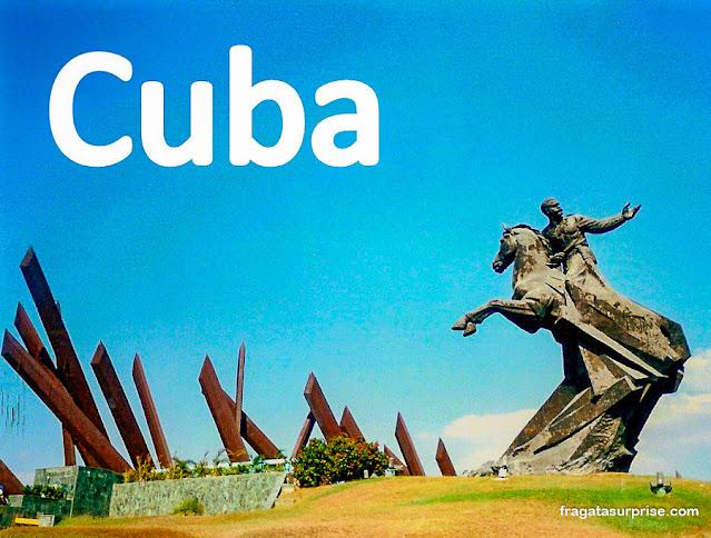 Monumento a Antonio Maceo, Praça da Revolução, Santiago de Cuba