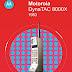 Motorola rayakan 44 tahun lahirnya DynaTAC telepon selular pertama di dunia