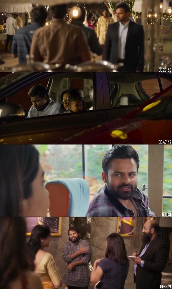 Solo Brathuke So Better 2020 UNCUT HDRip 720p 480p Dual Audio Hindi Full Movie Download