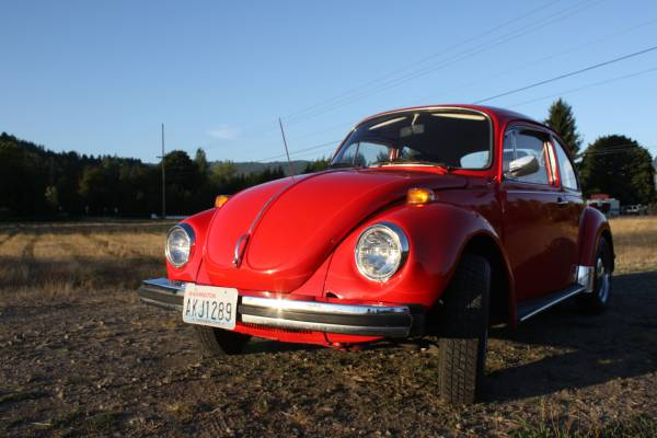 1974 Super Beetle For Sale