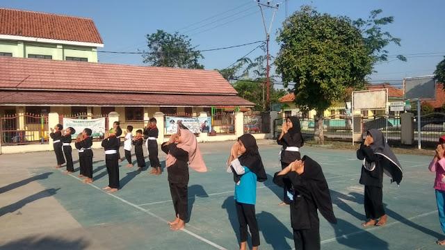 Perguruan Silat CINONG BEKASI Kembali aktifkan latihan Silat Secara Bertahap