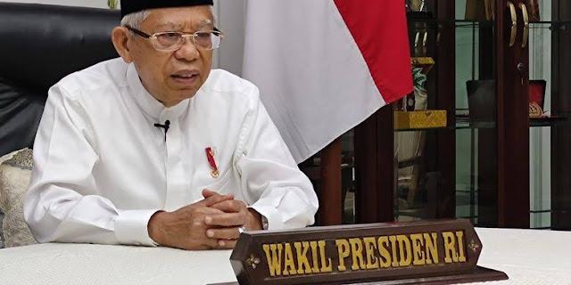 Survei Indikator: Tingkat Kepuasan Masyarakat terhadap Ma'ruf Amin di Bawah 50 persen