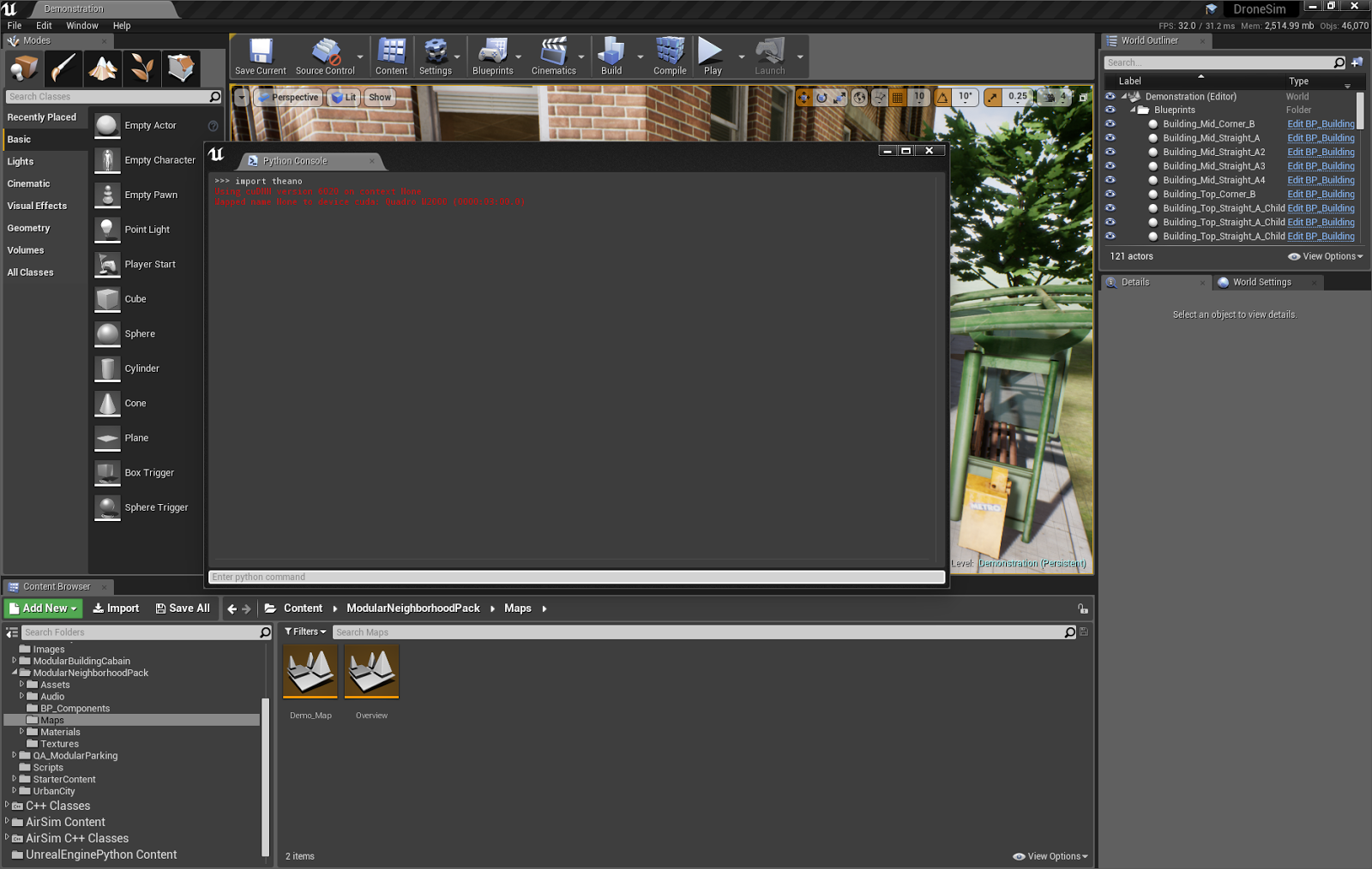 KT's Blog: Use Deep Learning Tool inside Unreal