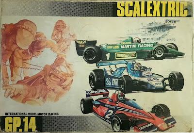 Circuitos: Scalextric GP.14 Exin