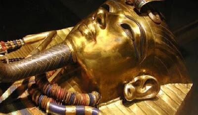 Dua Kamar Tersembunyi Ditemukan di Makam Raja Tut