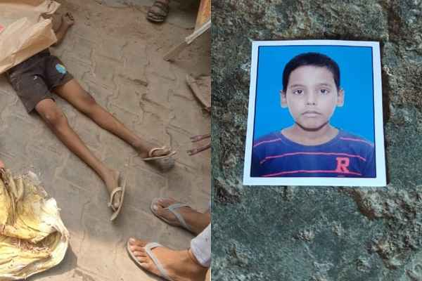 faridabad-ajay-nagar-news-naharpar-tanker-killed-kid