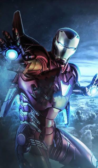 iron man 4k wallpaper free download