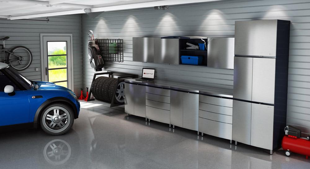 Uptown Real Estate Group Make Your Garage Spectacular