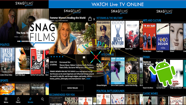 SnagFilms - Watch Free Movies APK
