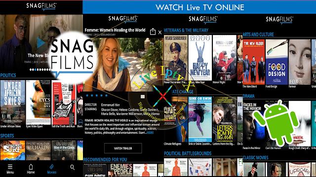 SnagFilms - Watch Free Movies APK