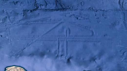Investigador afirma haber encontrado una enorme ciudad sumergido frente a la costa de México