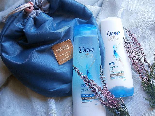 Dove Nutritive Solutions Volume Lift - szampon i odżywka