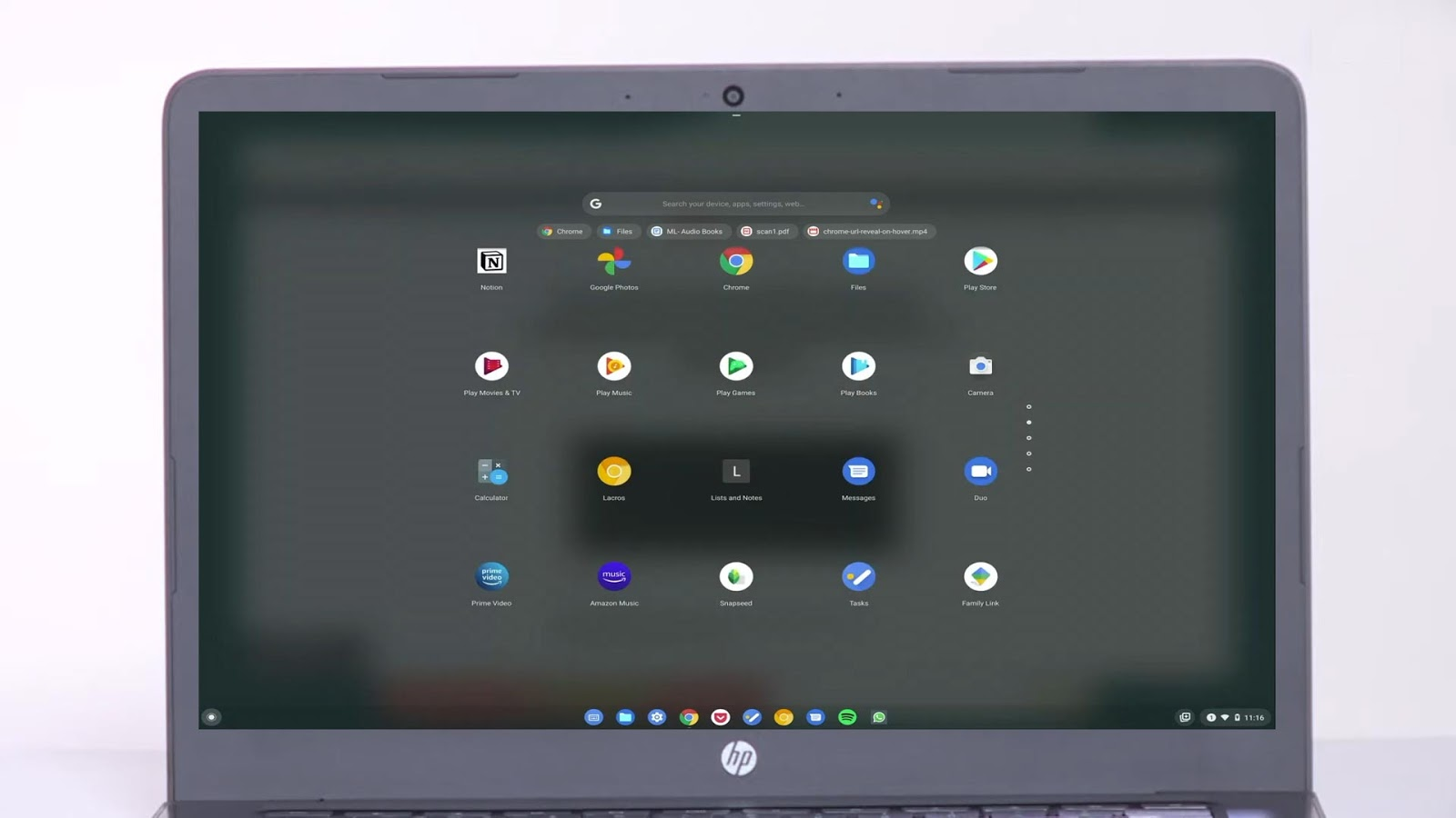 Here's How to Enable Dark Mode on Chrome OS