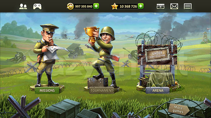 Toy Defence 2 — Tower Defense game 2.19 Unlimited Coins Unlimited Coins