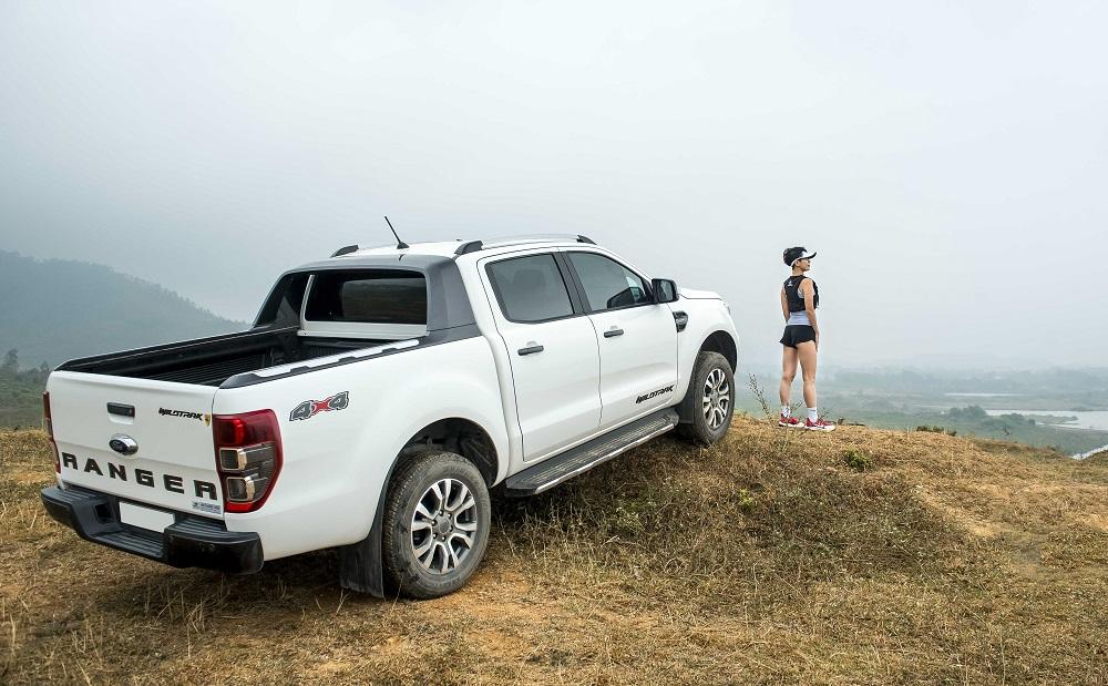 Cùng Ford Ranger duy trì mục tiêu rèn luyện sức khỏe trong năm mới
