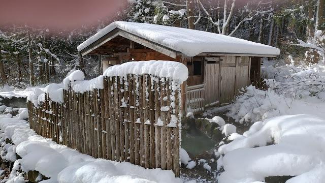 日本‧東北‧秘湯乳頭溫泉