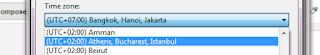 perbedaan waktu indonesia dan turki berapa jam ?