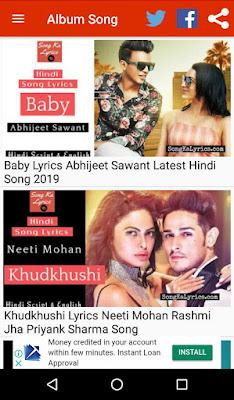 hindi-and-punjabi-song-lyrics-app