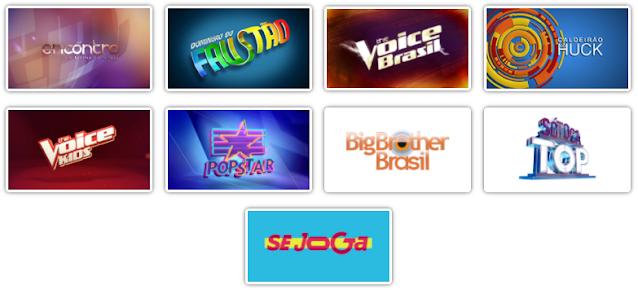 Plateia virtual Rede Globo