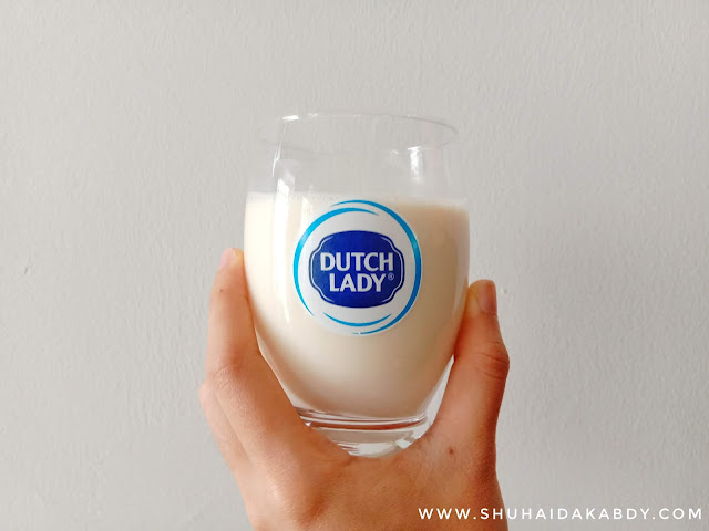 Susu Dutch Lady +Protein Terbaru