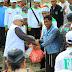 Warga Korban Banjir Antusias Menerima Bantuan FPI Kalimantan Selatan