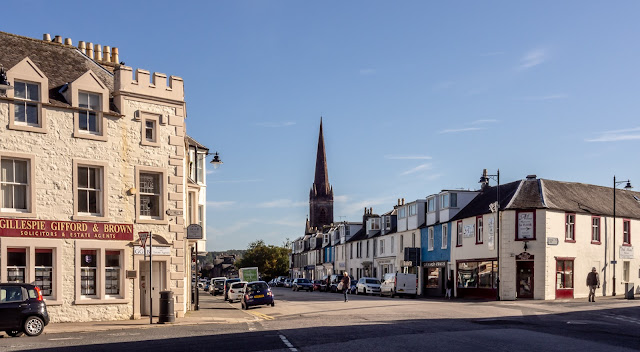 Photo of Kirkcudbright in Dumfries and Galloway