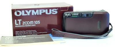 Olympus LT Zoom 105 Panorama QD Set, Back