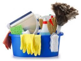 Adım Adım Ev temizliği