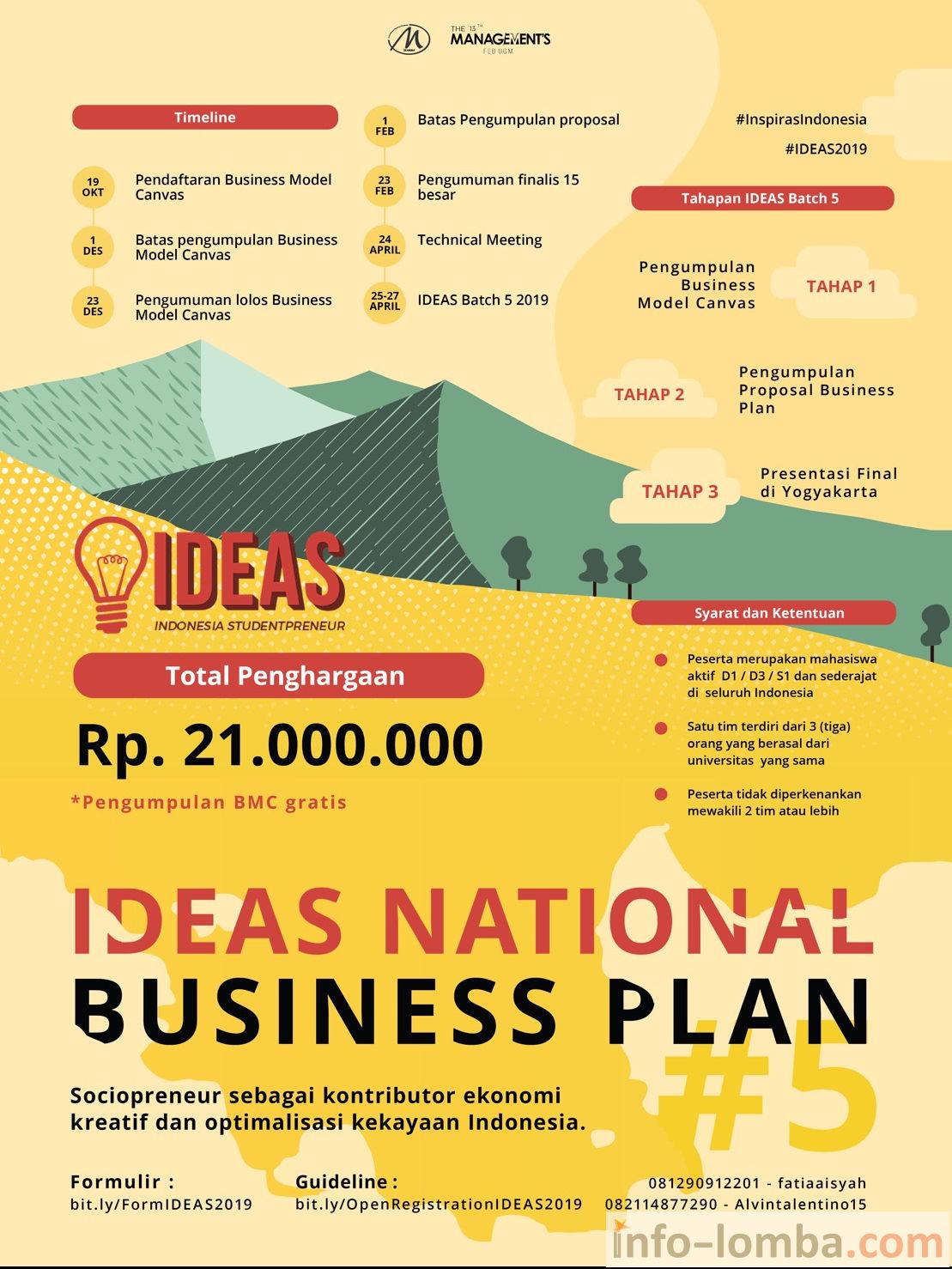 INDONESIA STUDENTPRENEUR BATCH #5