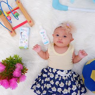 Bahaya  Penggunaan Bedak Tabur Pada Bayi