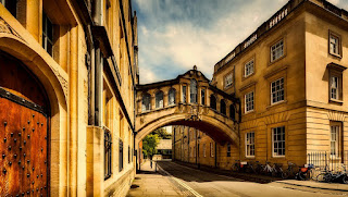 Oxford city image