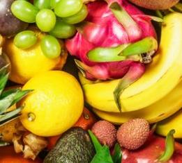 buah-buahan mengandung protein tinggi