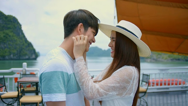 "Halong Bay is very beautiful in ""Youth"" film 4"
