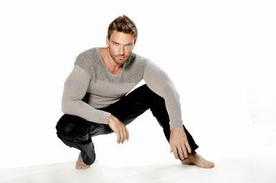 Hairy Model Julian Gil