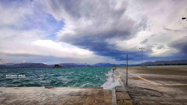 Με νεφώσεις και με λίγες τοπικές βροχές θα κυλήσει η εβδομάδα (πρόγνωση μέχρι το Σαββάτο)